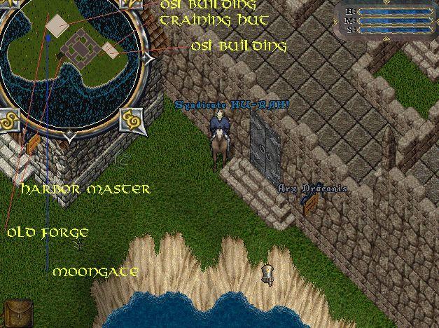 Best Ultima Online Island Houses