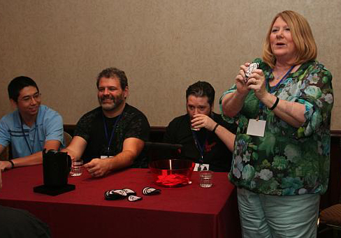 synDCon 2013 - For Gamers, By Gamers - Stratics